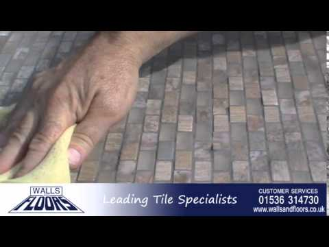 How to Clean Tile Grout Using LTP Stain Remover