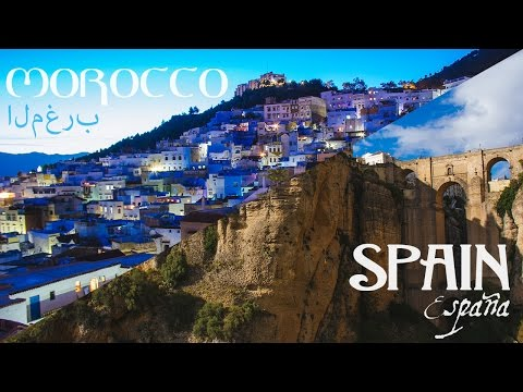 Dreams of Spain & Morocco | 2016