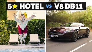 Is The New Aston Martin DB11 V8 Better Than A 5-Star Hotel?
