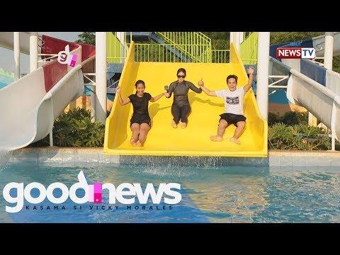 Good News: Summer adventure sa Zambales kasama si Bea Binene