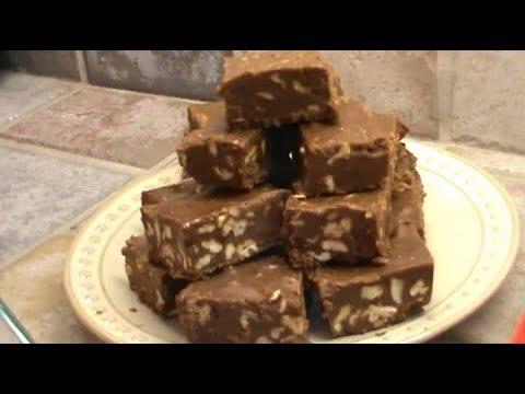 Creamy Milk Chocolate Fudge