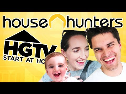 Going On HGTV's HOUSE HUNTERS??!!