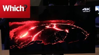 Sony XD93 series TV - Which first look CES 2016