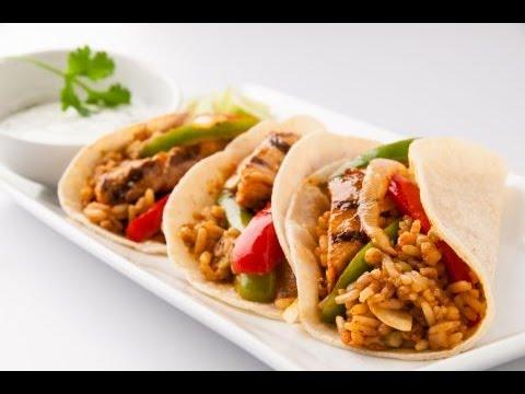 How To: Make Chicken Fajita Tacos