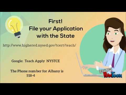 Teacher Certification NYC