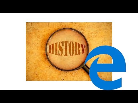How to clear ALL browsing history in Microsoft Edge