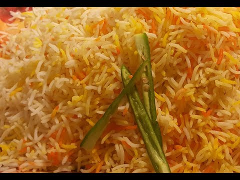 How to Boil Biryani Rice ? Secret Flavors Chawal Pakistani Urdu Recipe ENGLISH SUBTITLE