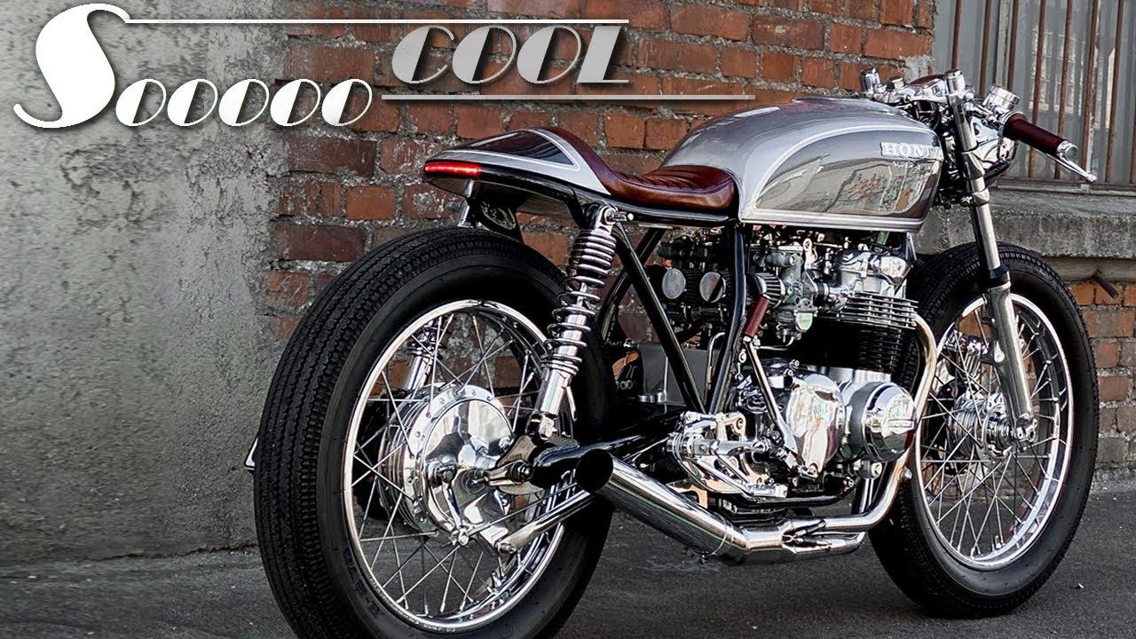 Cafe Racer (Honda CB550 by Sebastian Happ/089Moto)
