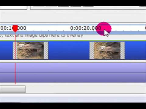 Learn Video Editing ,Trimming, Splitting Video Clips In VideoPad Video Editor