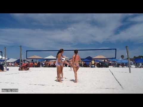 Savannah Beer Sand Volleyball Dig The Beach Siesta Keys FL