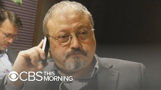 """Saudi Officials Say Jamal Khashoggi Died In A """"fist Fight"""""""