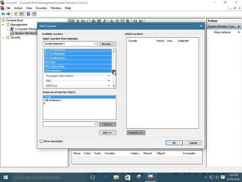 Manage your Windows computer with the Microsoft Management Console