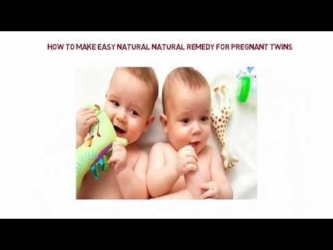 how to get pregnant with twins  // get rid of Paresthesia permanently