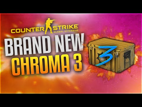NEW CHROMA 3 SKINS (Counter Strike Global Offensive