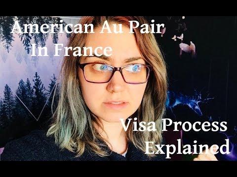 American in France - Au Pair Visa Process