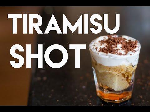 MINI TIRAMISU SHOTS (NO ALCOHOL)