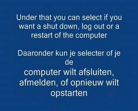Hack other computers by your network! English/Dutch
