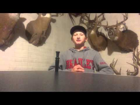 How to use duck and goose calls