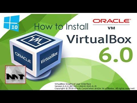 How to Install VirtualBox 6 on Windows 10