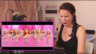 Vocal Coach Reacts to LITTLE MIX- Bounce Back