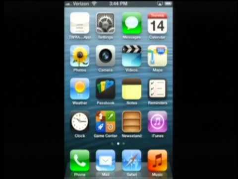 NEW!! TWRA Mobile Web App