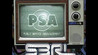 Public Service Announcement - S3RL