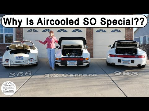 Aircooled is Awesome! - But Why??