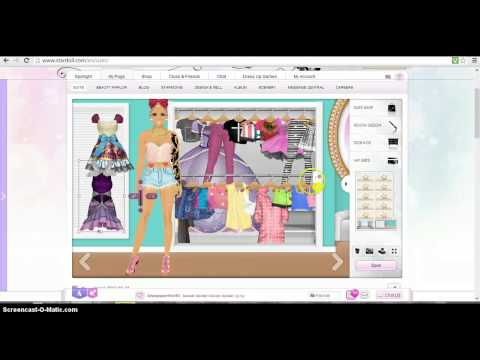 how to get free clothes on stardoll