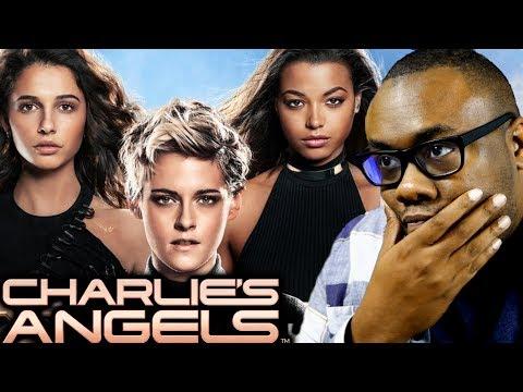 Xxx Mp4 I Have To Explain CHARLIE 39 S ANGELS 2019 Spoilers Black Nerd 3gp Sex