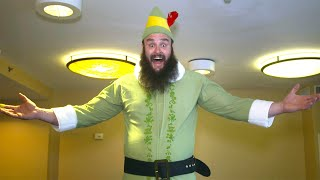 Braun Strowman is The Elf Among Men: A WWE Christmas movie parody