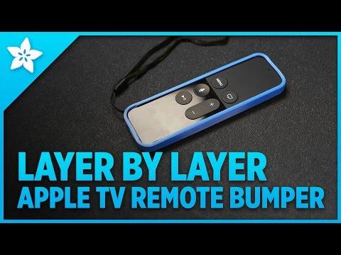 Layer by Layer - Apple TV Remote Bumper