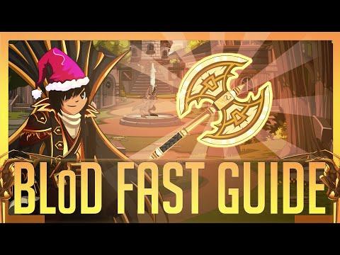 =AQW= Blinding Light Of Destiny [BLoD] Get FAST! (Walkthrough)