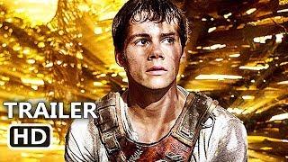 MAZE RUNNER 3 Official Recap Trailer (2018) Sci-Fi Action Movie HD