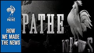 Main Title Montage | British Pathé