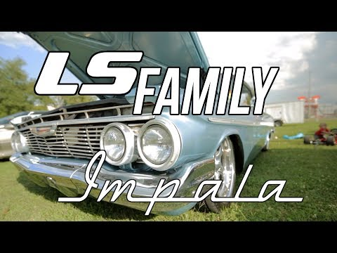 The Miller Family's LS Swapped Impala - Holley LS Fest