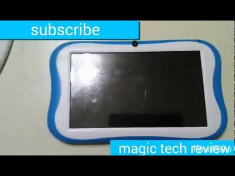 SPROUT CUBBY TABLET BROKEN SCREEN REVIEW DONT BUY! MTR