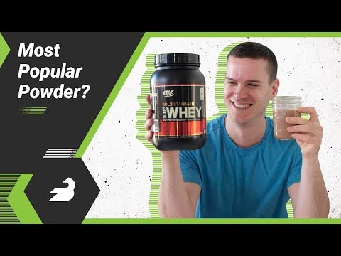 Optimum Nutrition Gold Standard Whey Review