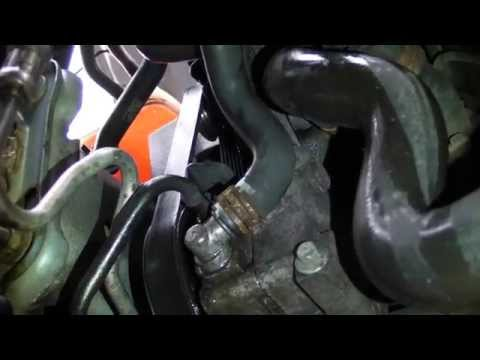FORD FOCUS MK2 POWER STEERING PUMP