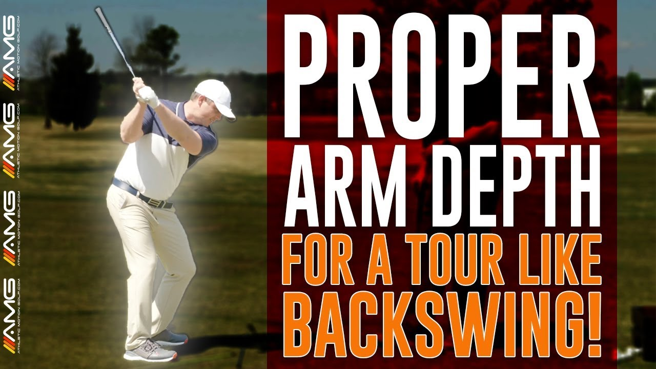 Achieve a PGA Tour Level Backswing By FIXING THIS 🏌️‍♂️
