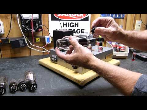 Care & Cleaning Of Vacuum Tube Audio Amplifiers & Amateur Radio Equipment