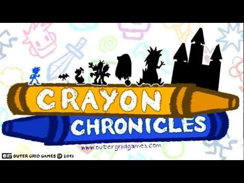 Crayon Chronicles by Outer Grid Games