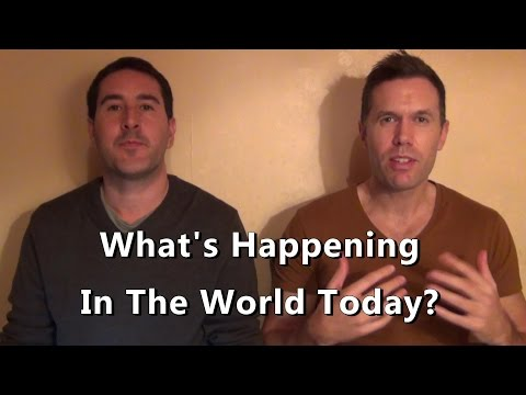 What's Happening In The World Today And What Does The Holy Bible Say About It? End Times Message