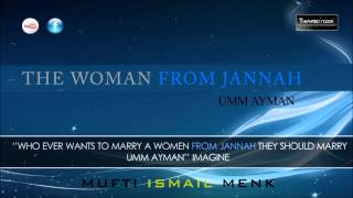 The Woman From Jannah | Umm Ayman | Emotional || 1080pᴴᴰ