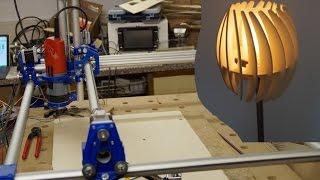 Mostly Printed CNC - first cut - PakVim net HD Vdieos Portal