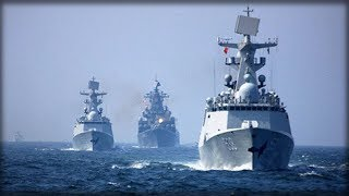 NATO sidelined as Russia, China 'play war games'
