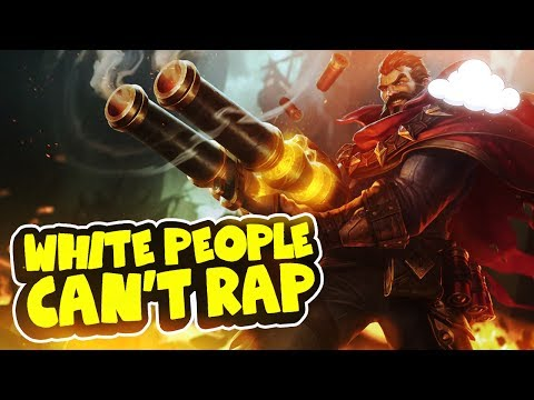White People Can't Rap