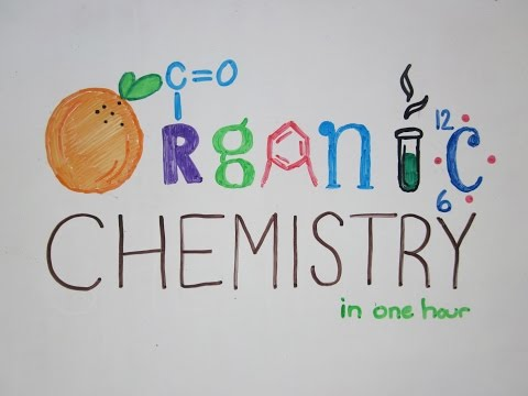 Organic Chemistry Explained- Part 1