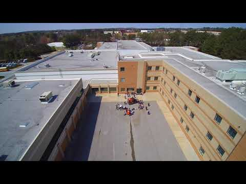 Grady High School and Radloff Middle School Solar Astronomy March  2018