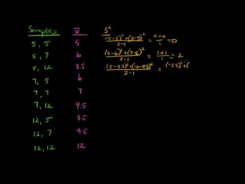 Sampling Distribution of the Variance.mp4