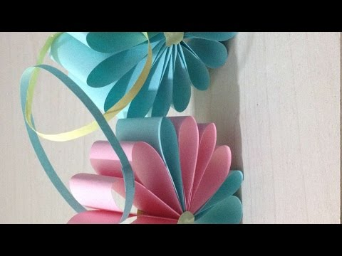 How To Make A 3D Paper Flower - DIY Crafts Tutorial - Guidecentral